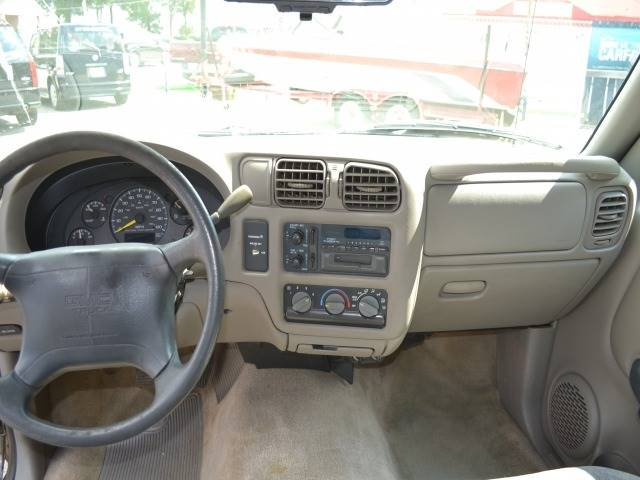 1998 GMC Sonoma for sale at CENTRAL AUTO SALES in Decatur GA