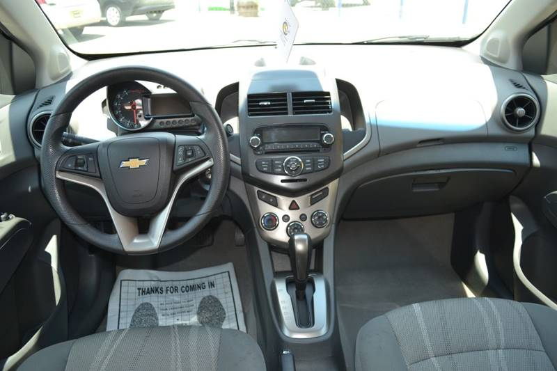 2013 Chevrolet Sonic for sale at CENTRAL AUTO SALES in Decatur GA