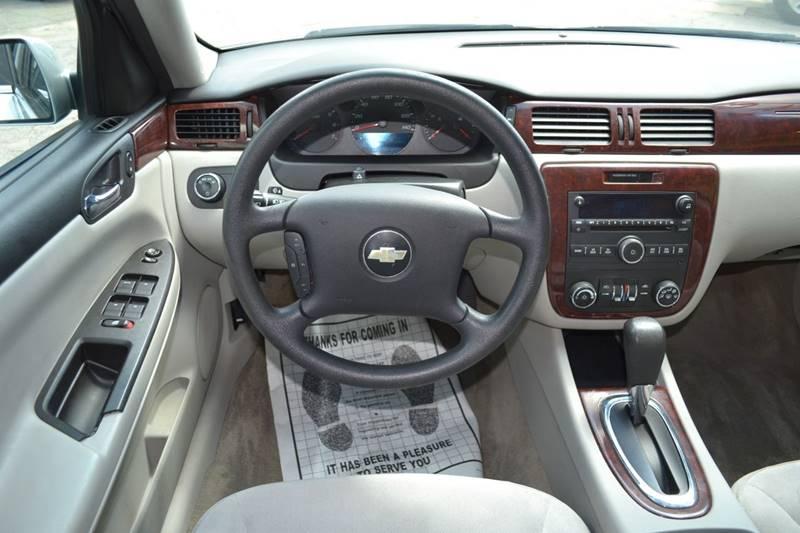 2010 Chevrolet Impala for sale at CENTRAL AUTO SALES in Decatur GA