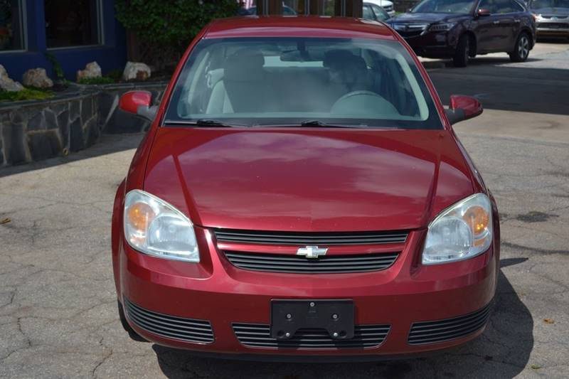 2007 Chevrolet Cobalt for sale at CENTRAL AUTO SALES in Decatur GA