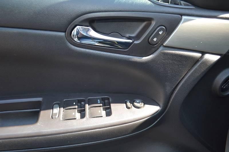2008 Chevrolet Impala for sale at CENTRAL AUTO SALES in Decatur GA