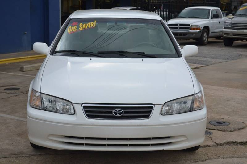 2001 Toyota Camry for sale at CENTRAL AUTO SALES in Decatur GA
