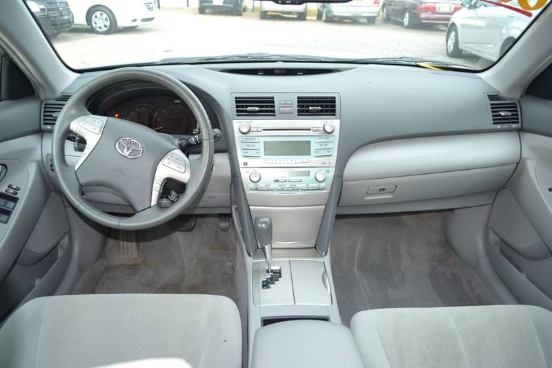 2007 Toyota Camry Hybrid for sale at CENTRAL AUTO SALES in Decatur GA