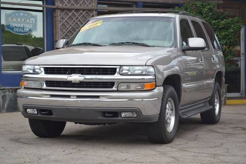 2005 Chevrolet Tahoe for sale at CENTRAL AUTO SALES in Decatur GA