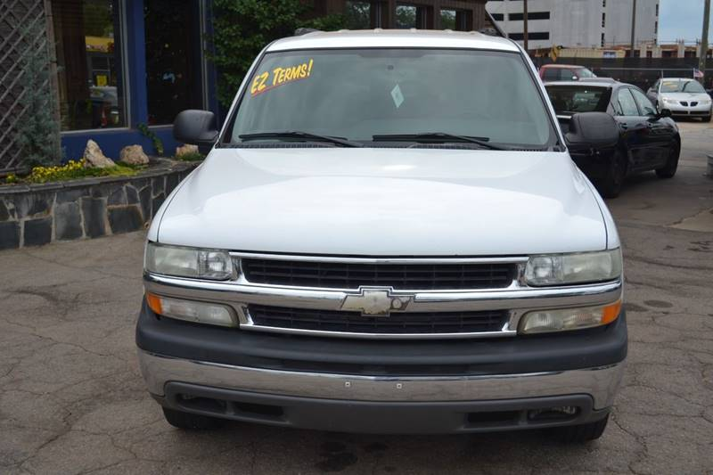 2004 Chevrolet Tahoe for sale at CENTRAL AUTO SALES in Decatur GA