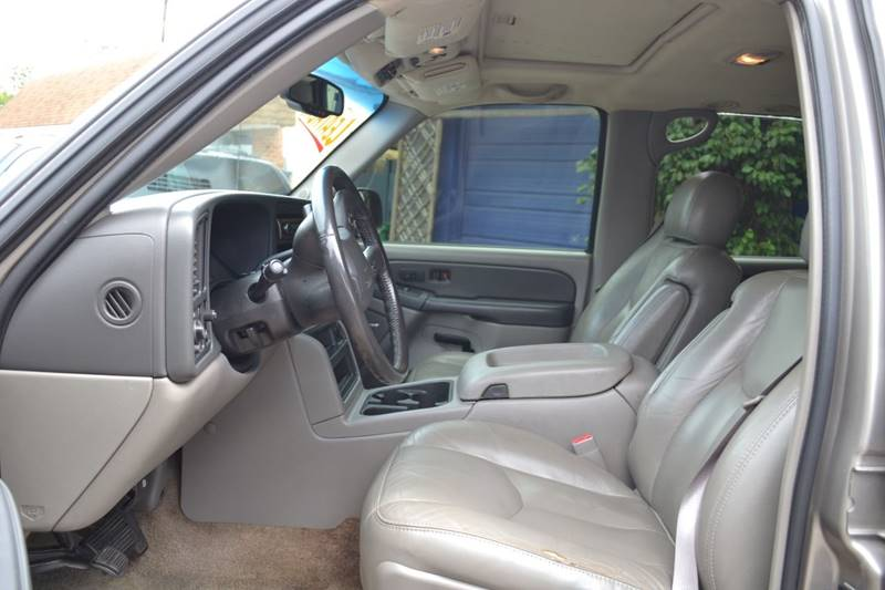 2003 GMC Yukon for sale at CENTRAL AUTO SALES in Decatur GA