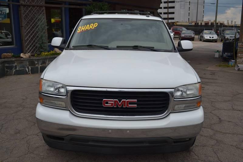 2005 GMC Yukon for sale at CENTRAL AUTO SALES in Decatur GA
