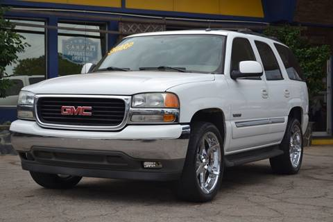 2005 GMC Yukon for sale at CENTRAL AUTO SALES in Decatur GA