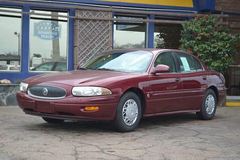 2004 Buick LeSabre for sale at CENTRAL AUTO SALES in Decatur GA