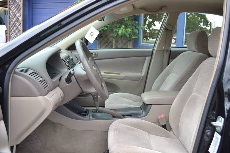 2002 Toyota Camry for sale at CENTRAL AUTO SALES in Decatur GA