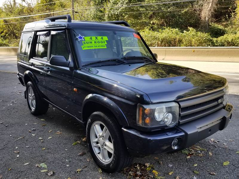 2004 Land Rover Discovery Se 4wd 4dr Suv In Pittsburgh Pa