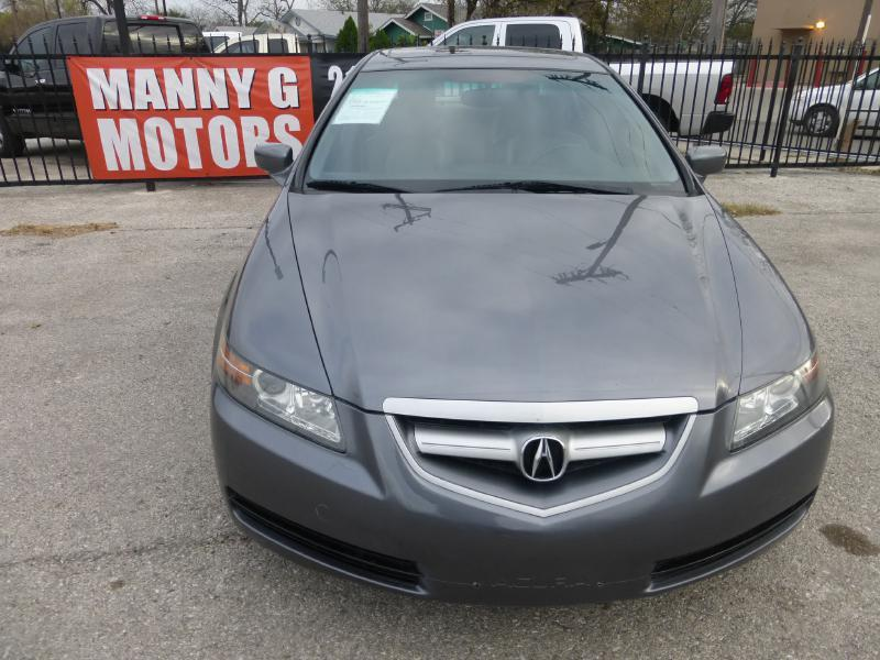 2006 Acura TL for sale at Manny G Motors in San Antonio TX