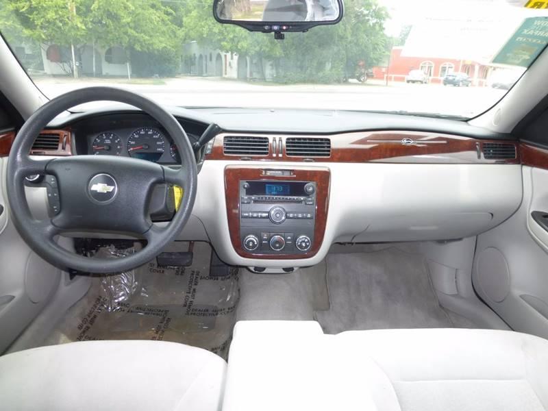 2006 Chevrolet Impala for sale at Manny G Motors in San Antonio TX