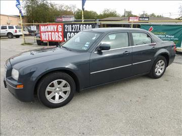2007 Chrysler 300 for sale at Manny G Motors in San Antonio TX