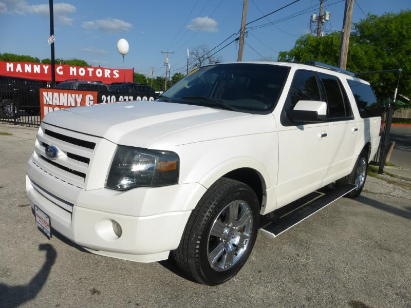 Ford Expedition El For Sale At Manny G Motors In San Antonio Tx