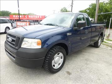 2008 Ford F-150 for sale at Manny G Motors in San Antonio TX