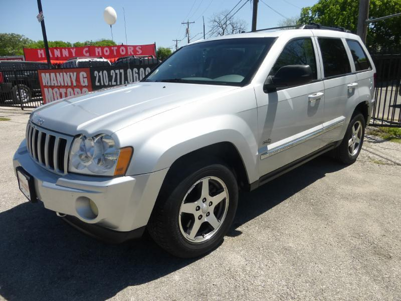 2006 Jeep Grand Cherokee for sale at Manny G Motors in San Antonio TX