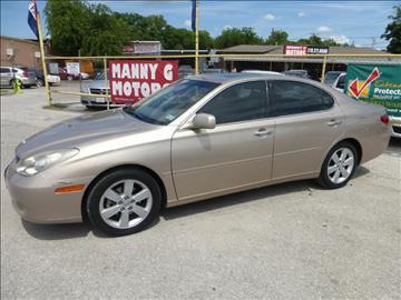 2006 Lexus ES 330 for sale at Manny G Motors in San Antonio TX