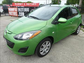 2011 Mazda MAZDA2 for sale at Manny G Motors in San Antonio TX
