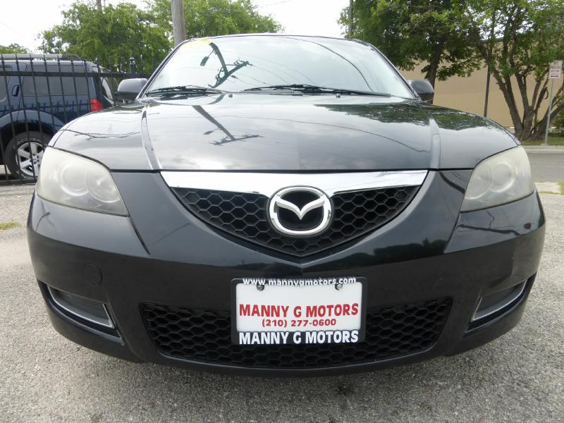 2008 Mazda MAZDA3 for sale at Manny G Motors in San Antonio TX