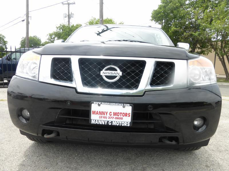 2011 Nissan Armada for sale at Manny G Motors in San Antonio TX