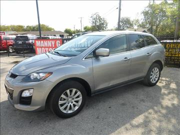 2011 Mazda CX-7 for sale at Manny G Motors in San Antonio TX