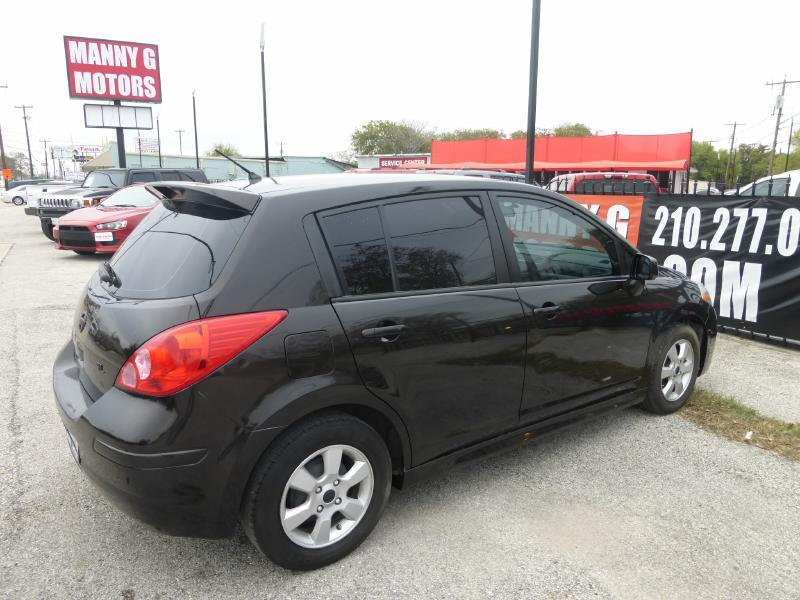 2011 Nissan Versa for sale at Manny G Motors in San Antonio TX