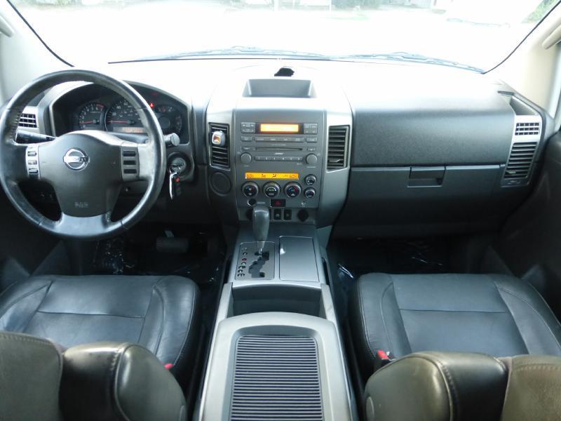 2006 Nissan Armada for sale at Manny G Motors in San Antonio TX