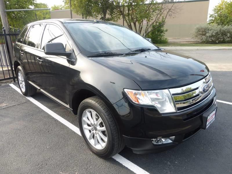 2010 Ford Edge for sale at Manny G Motors in San Antonio TX