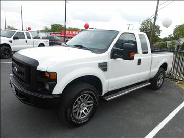 2009 Ford F-250 Super Duty for sale at Manny G Motors in San Antonio TX