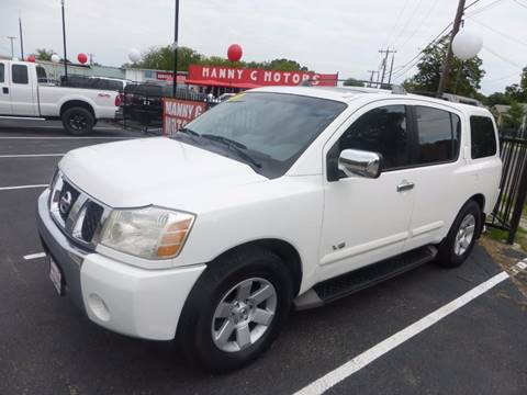 2006 Nissan Armada for sale in San Antonio, TX
