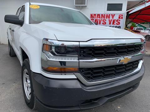 2016 Chevrolet Silverado 1500 for sale in San Antonio, TX