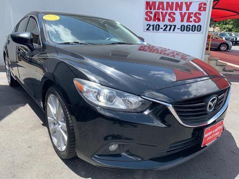 2014 Mazda 6 For Sale >> 2014 Mazda Mazda6 For Sale In San Antonio Tx