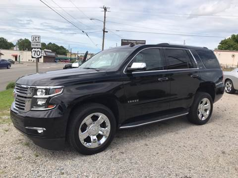 2015 Chevrolet Tahoe for sale in Smithfield, NC