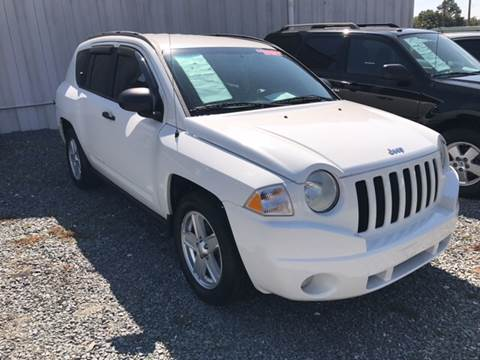 2010 Jeep Compass for sale in Smithfield, NC