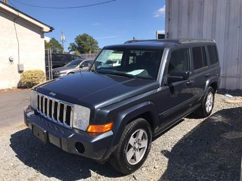 2007 Jeep Commander for sale in Smithfield, NC