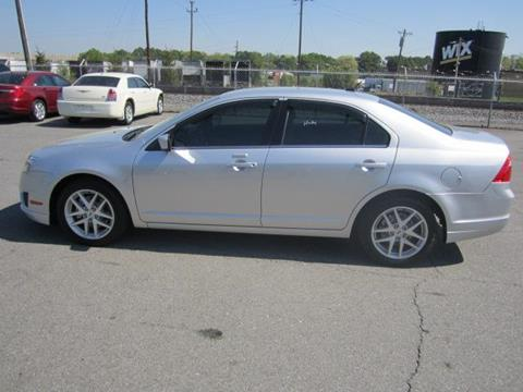 2012 Ford Fusion for sale in Gastonia NC