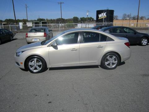 2012 Chevrolet Cruze for sale in Gastonia, NC