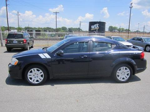 2011 Dodge Avenger for sale in Gastonia NC
