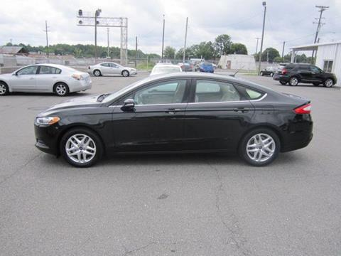 2013 Ford Fusion for sale in Gastonia NC