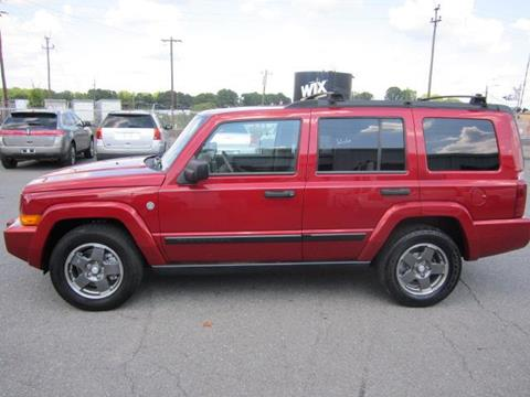 2006 Jeep Commander for sale in Gastonia, NC