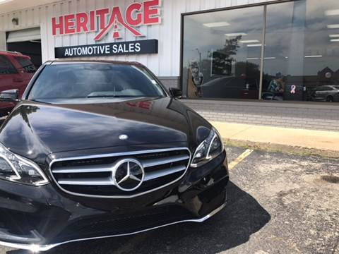 2016 Mercedes-Benz E-Class for sale in Columbus, IN