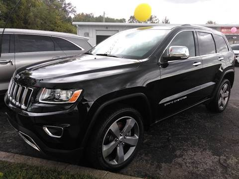 2014 Jeep Grand Cherokee for sale in Columbus, IN