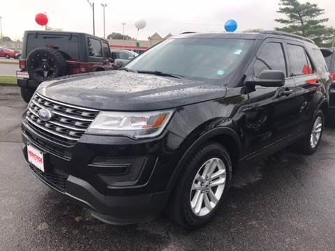 2016 Ford Explorer for sale in Columbus, IN