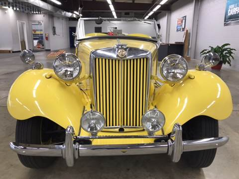 1952 MG TD for sale in Columbus, IN