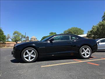 2011 Chevrolet Camaro for sale in San Antonio, TX