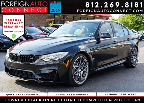 2016 Bmw M3 For Sale In Bloomington In
