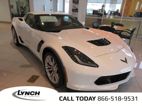 2017 Chevrolet Corvette for sale in Auburn AL
