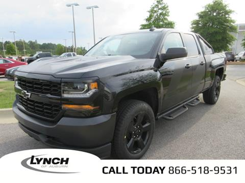 2017 Chevrolet Silverado 1500 for sale in Auburn, AL
