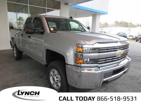 2017 Chevrolet Silverado 2500HD for sale in Auburn, AL